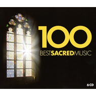 100 Best Sacred Music (6CD)