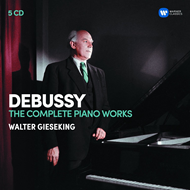 Debussy: The Complete Piano Works (5CD)