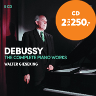 Produktbilde for Debussy: The Complete Piano Works (5CD)