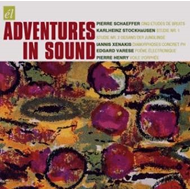 Adventures In Sound (CD)