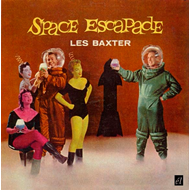 Space Escapade (CD)