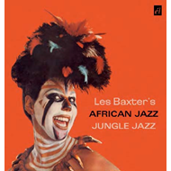 African Jazz/Jungle Jazz (CD)