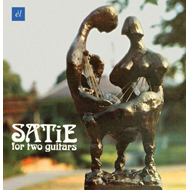 Satie For Two Guitars (CD)