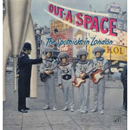 Out-A-Space - The Spotnicks In London (CD)