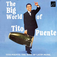 Big World Of Tito Puente (CD)