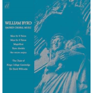 Sacred Choral Music (CD)