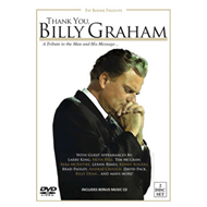 Thank You, Billy Graham: A Tribute To The Man And His Message (CD + DVD)