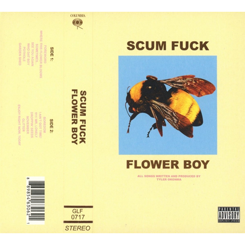 Flowerboy (Explicit Cover) (CD)