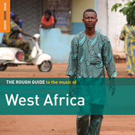 Produktbilde for The Rough Guide To The Music Of West Africa (CD)