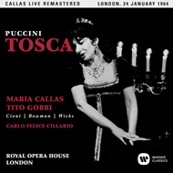 Puccini: Tosca (Covent Garden, 24/01/1964) (2CD)