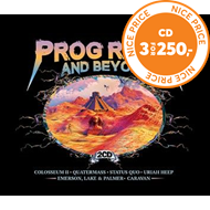 Produktbilde for Prog Rock & Beyond (2CD)
