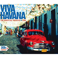 Viva Havana - The Essential Voices Of Cuba (2CD)