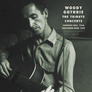 Woody Guthrie - Tribute Concerts (3CD + Bok)