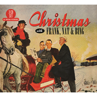 Christmas With Frank, Nat & Bing (3CD)
