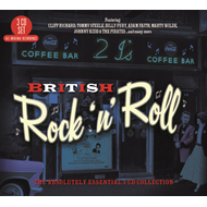 British Rock'n'roll: The Absolutely Essential Collection (3CD)