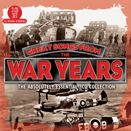 Great Songs From The War Years: The The Absolutely Essential Collection (3CD)