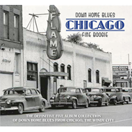 Down Home Blues Chicago - Fine Boogie (5CD)