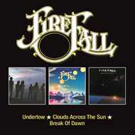 Undertow/Clouds Across The Sun/Break Of Dawn (2CD)