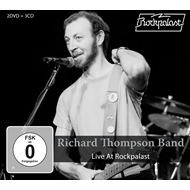 Live At Rockpalast (3CD + 2DVD)