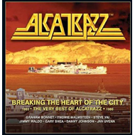 Breaking The Heart Of The City: The Very Best Of Alcatrazz 1983-1986 (3CD)