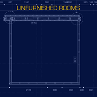 Unfurnished Rooms (CD)
