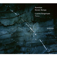 Lusine Grigoryan - Komitas: Piano Compositions (CD)