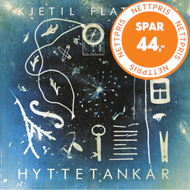 Produktbilde for Hyttetankar (CD)