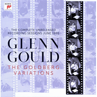 Glenn Gould - Bach: The Goldberg Variations - The Complete Unreleased Recording Sessions June 1955 (7CD + LP + Bok)