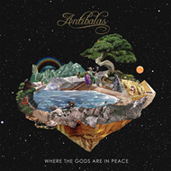 Where The Gods Are In Peace (CD)
