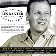 The Les Baxter Collection 1943-62 (4CD)