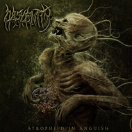 Atrophied In Anguish (CD)