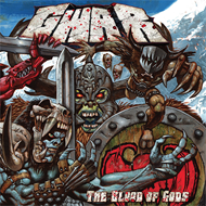 The Blood Of Gods (CD)
