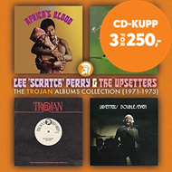 "Produktbilde for Lee ""Scratch"" Perry & The Upsetters: The Trojan Albums Collection 1971-1973 (2CD)"