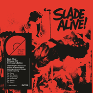 Produktbilde for Slade Alive! - A Deluxe 45th Anniversary Edition (CD)