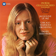 Jacqueline Du Pré - Dvorak: Cello Concerto (CD)