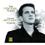 Philippe Jaroussky - The Handel Album: Deluxe Edition (CD)