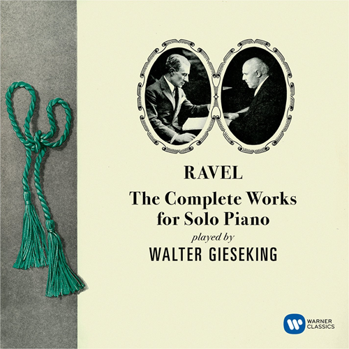 Walter Gieseking - Ravel: The Complete Works For Solo Piano (2CD)