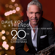 Dave Koz & Friends 20th Anniversary Christmas (CD)