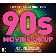 Produktbilde for Twelve Inch Nineties: 90s Moving On Up (3CD)