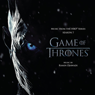 Produktbilde for Game Of Thrones - Music From The HBO Series Season 7 (CD)