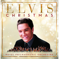 Christmas With Elvis And The Royal Philharmonic Orchestra (CD)