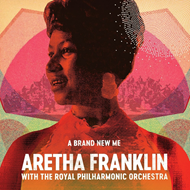 Brand New Me: Aretha Franklin With The Royal Philharmonic Orchestra (CD)