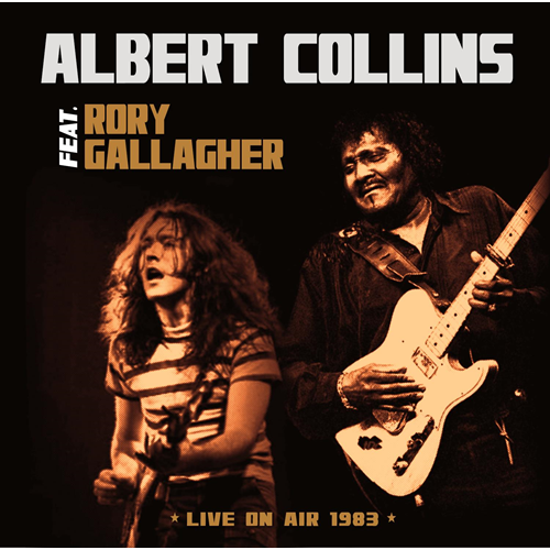 Live On Air 1983 - Fat. Rory Gallagher (CD)