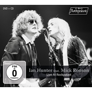 Live At Rockpalast - Feat. Mick Ronson (CD + DVD)