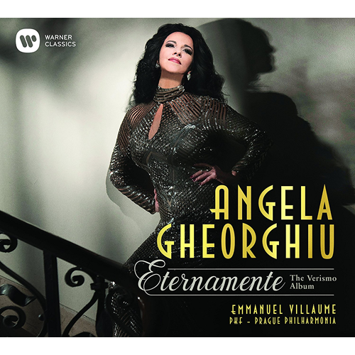 Angela Gheorghiu - Eternamente (The Verismo Album) (CD)