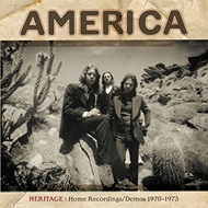 Heritage: Home Recordings/Demos 1970-1973 (CD)