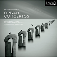 Nordensten: Organ Concertos (CD)