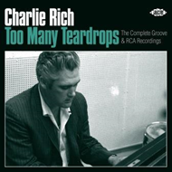 Too Many Teardrops: The Complete Groove & Rca Recordings (2CD)