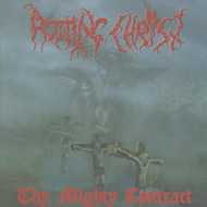 Thy Mighty Contract - Deluxe Edition (CD)