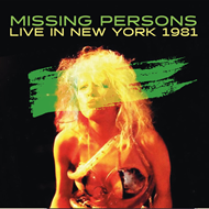 Live In New York 1981 (Fm Broadcast) (CD)